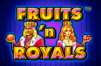 Fruits and Royals автомат от Вулкан